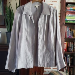 4 for $10! Appleseed's Jacket in Silver